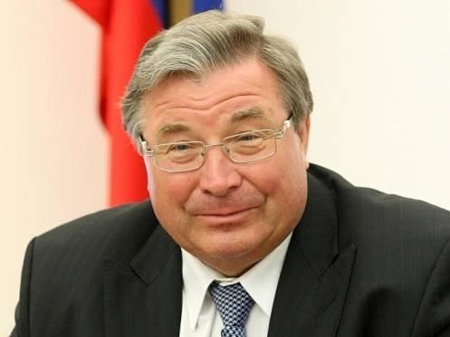 Глава Мордовии поздравил земляков с Новым годом