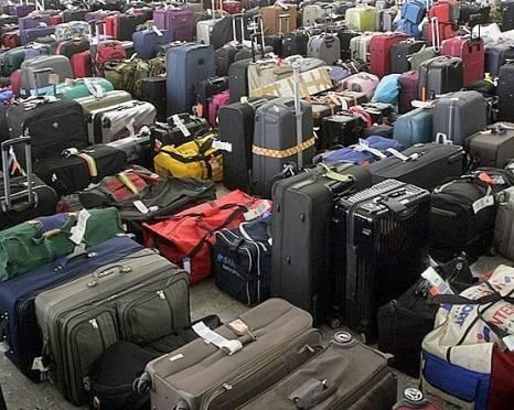 Мордовским туристам помогут доставить багаж из Египта