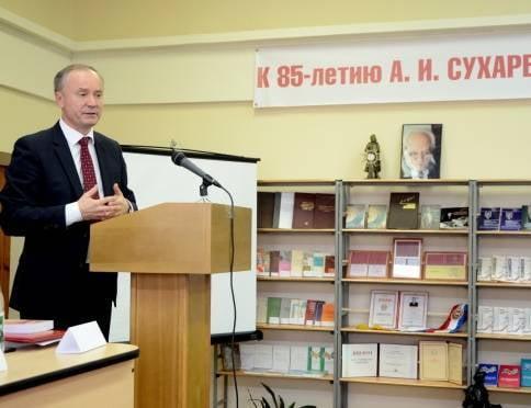Мордовским студентам будут читать лекции в Сухаревской аудитории
