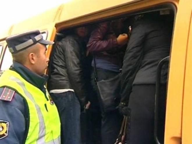 Гаишники Мордовии намерены проверить весь пассажирский транспорт в регионе