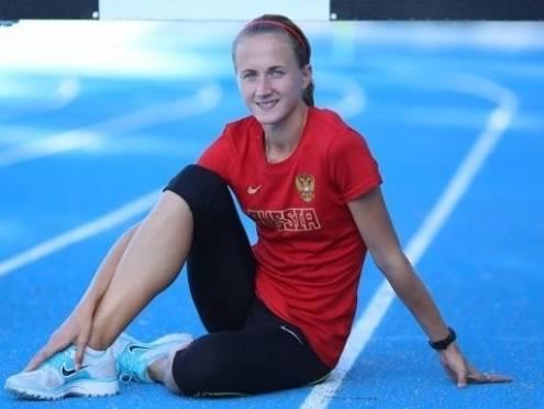 Легкоатлетка из Мордовии претендует на звание «Спортсмен мая»