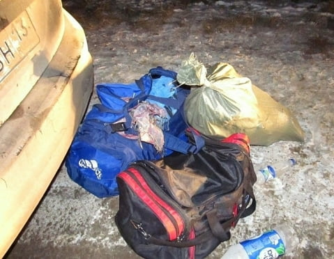 В Мордовии москвичей заподозрили в краже фар от дорогих иномарок