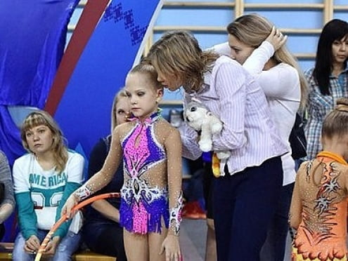 Мордовская гимнастка – победительница международного турнира