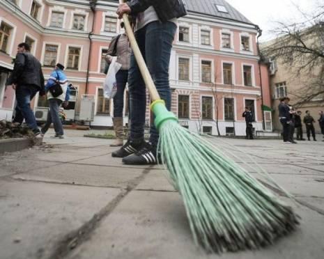 В Рузаевке два юных наркомана будут подметать улицы