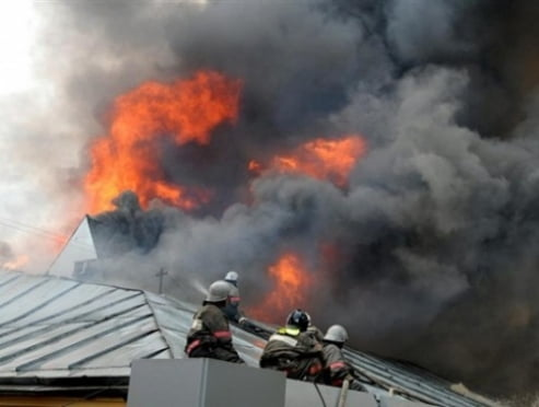 В Мордовии стало пожаров меньше, погибших больше