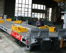 В Мордовии будут выпускать уникальные вагоны – платформы
