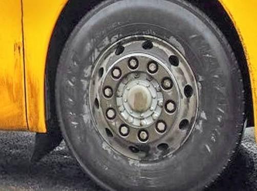 В Саранске автобус «уронил» пассажирку