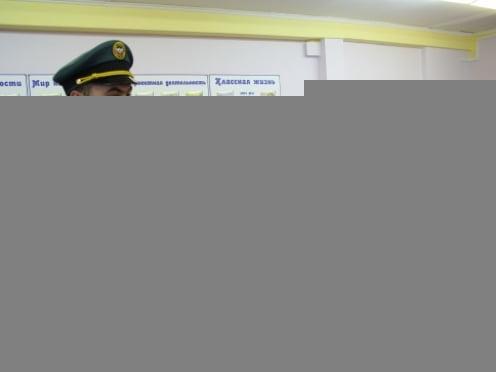 Саранским школьникам рассказывают о наводнении на Дальнем Востоке