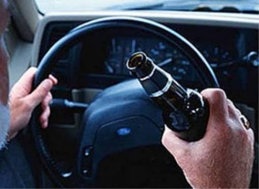 По Мордовии ездят десятки пьяных водителей