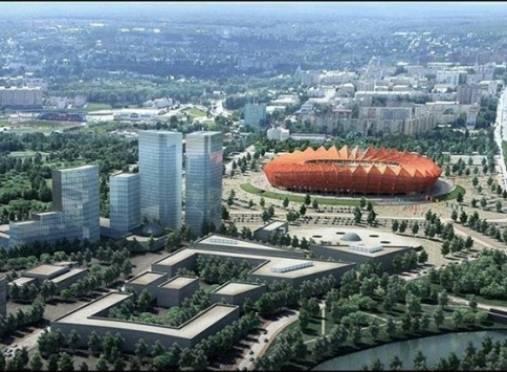 """В Саранске построят свой """"город–сад"""""""