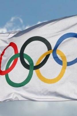 Всероссийский олимпийский день постер