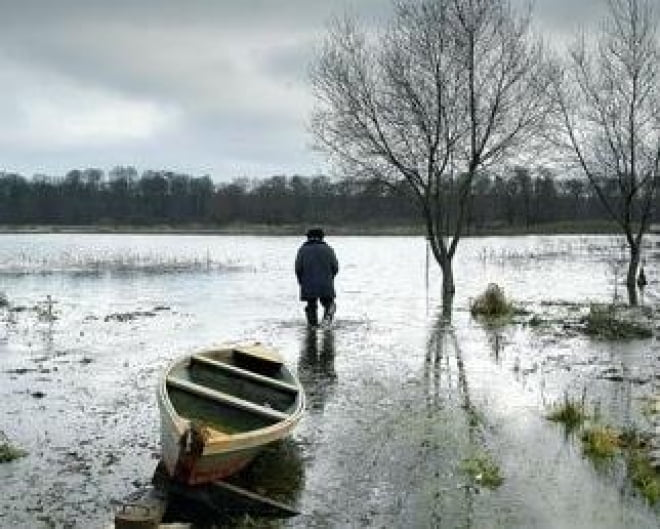 В Мордовии молодая женщина стала жертвой паводка