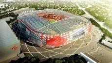 Строители скоро вновь возьмутся за стадион к ЧМ-2018 в Саранске