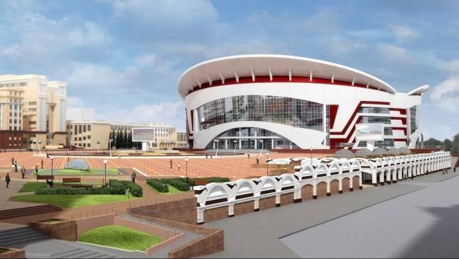 На завершение строительства спортобъекта в Саранске выделено 580 млн рублей