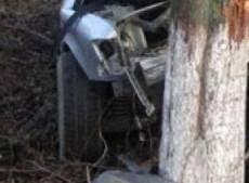 В Темниковском районе в аварии погиб инструктор по вождению