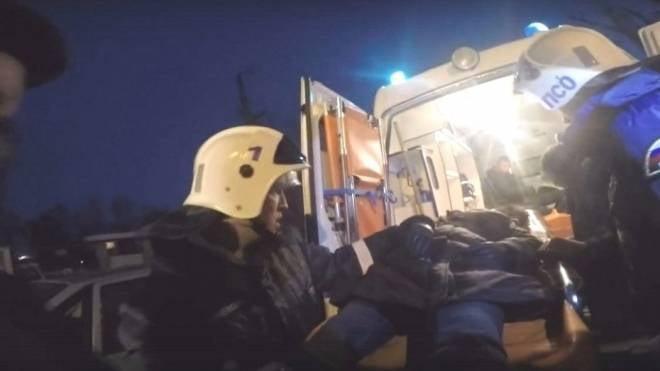 Виновника смертельного ДТП в Мордовии из покореженной «Нивы» доставали спасатели