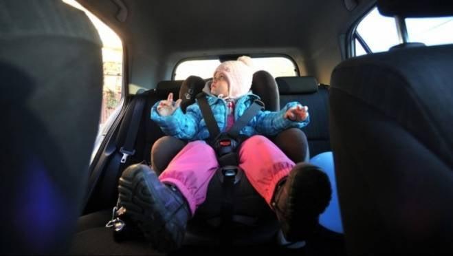 Водителей с детьми ждут проверки в Саранске
