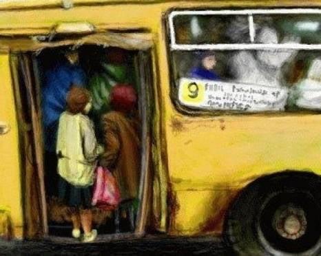 В Саранске пенсионерка госпитализированна после падения в автобусе