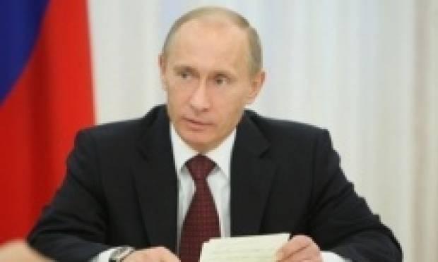 Владимир Путин: Тяжела ты, шапка Мономаха