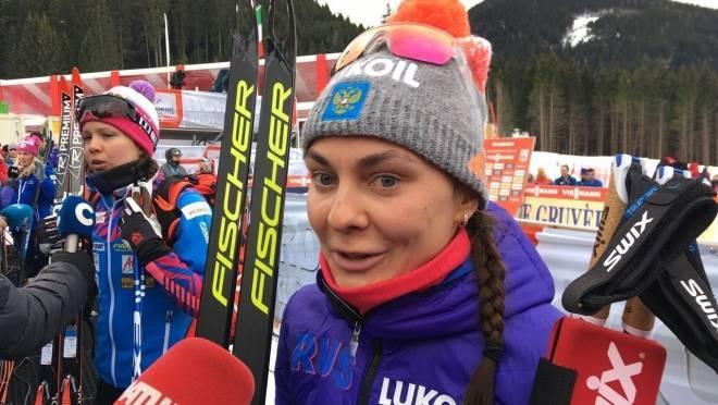 Анастасия Седова вошла в десятку лучших Тура де Ски 2018 года