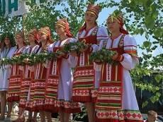 Жители Мордовии отведают блинов и поборются на поясах на национальном празднике
