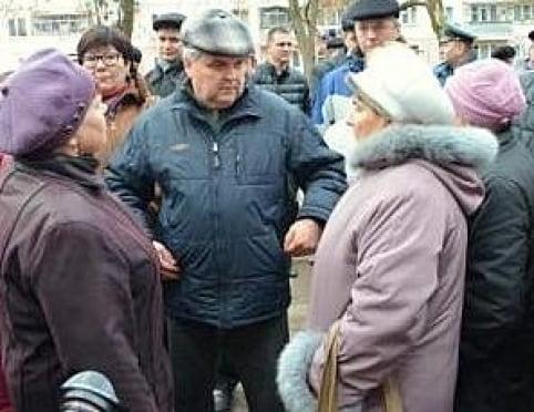 Мэр Саранска успокоил недовольных горожан танцем