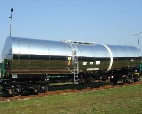 """Вагоностроители Мордовии представили инновационные модели на выставке """"ТрансРоссия""""-2012"""