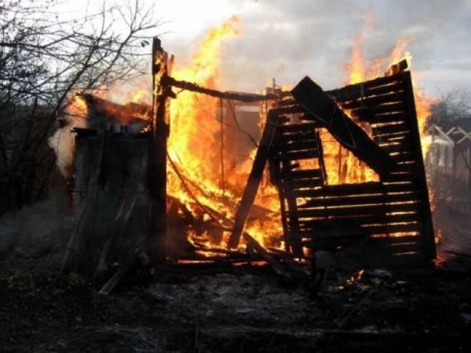 На заброшенной даче в Саранске погиб неизвестный
