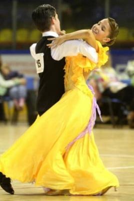 Первенство Мордовии по танцевальному спорту постер