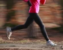 В Саранске любители бега «Испытали себя» многокилометровым забегом