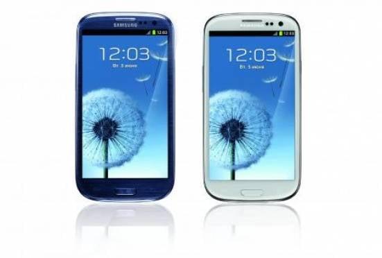 В Розничной сети МТС стартуют продажи Samsung GALAXY S III
