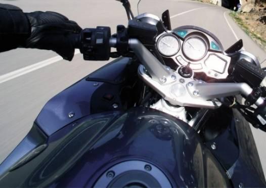 Родителей просят спрятать мотоциклы подальше от детей