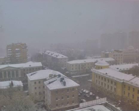 Мэр Саранска: мы готовы успешно справиться с любой снежной стихией