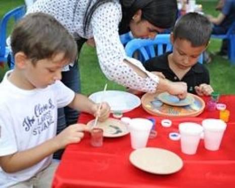 В Саранске откроется уникальная детская площадка
