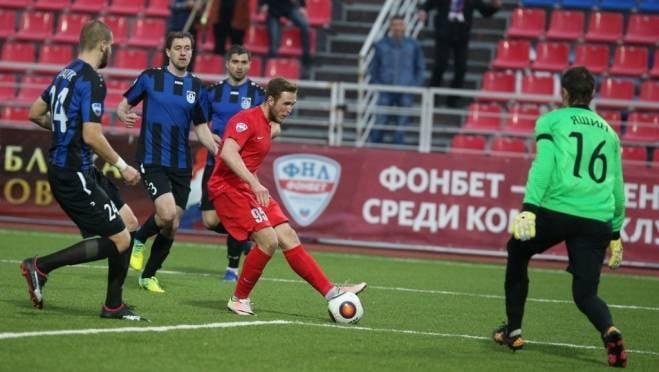 Игроки ФК «Мордовия» настроены только на победу