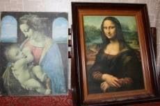В Саранске задержан похититель Мона Лизы