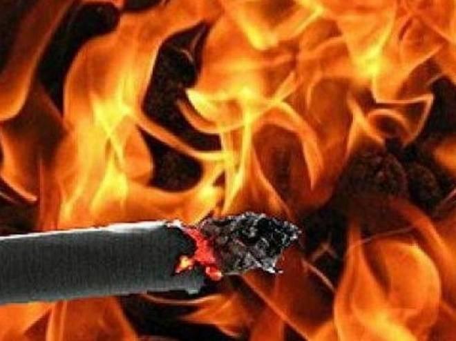 В Саранске во время пожара в пятиэтажке погиб мужчина