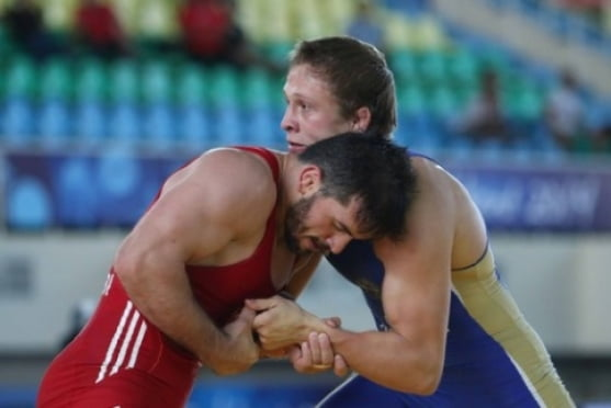 Мордовский борец — серебряный призёр чемпионата мира