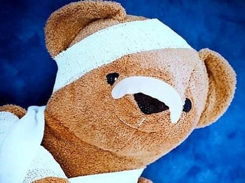 За сутки в Мордовии зафиксировано три несчастных случая с детьми