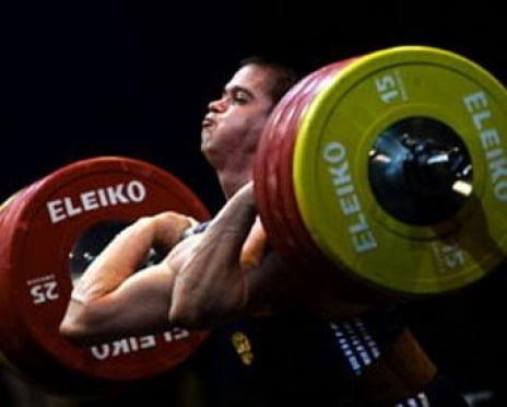 На Чемпионате России сегодня выступят тяжелоатлеты Мордовии