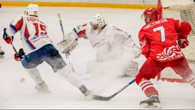 ХК «Мордовия» стал лучшим по итогам первой части сезона