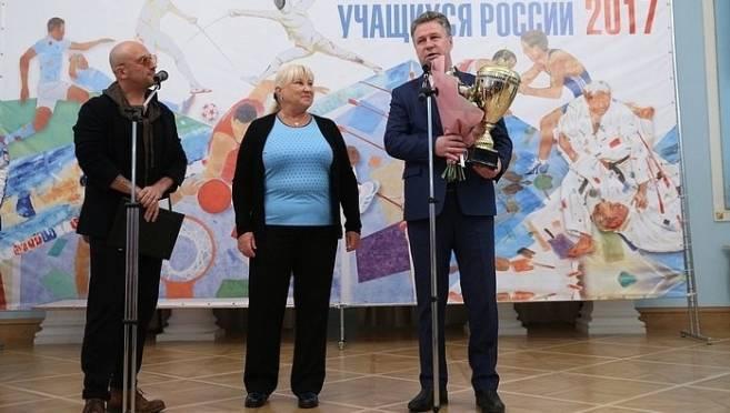 Жители Саранска смогут сделать фото с главным трофеем Спартакиады учащихся России
