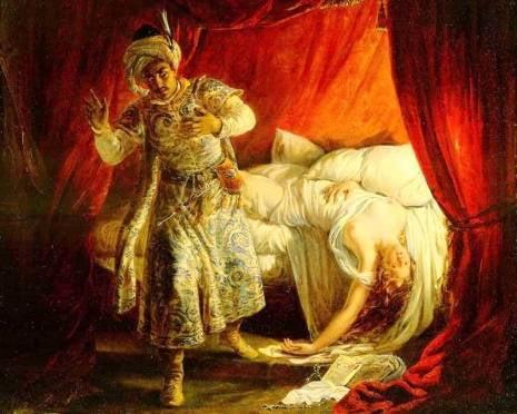«Отелло» из Яваса забил любимую до смерти