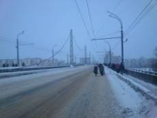 Химмашевский мост в Саранске откроют в июне