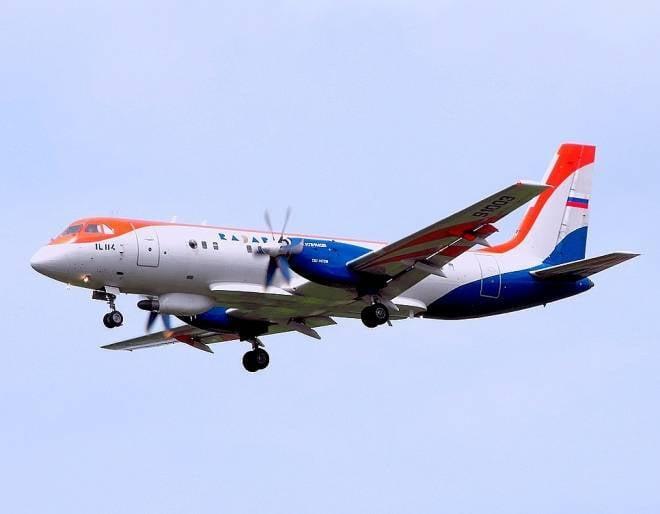 В Приволжье будут производить на 100% отечественный самолёт