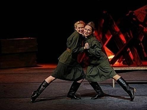 В Саранске под открытым небом покажут спектакль о войне