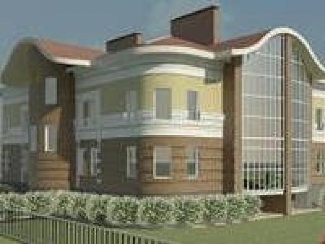 В Саранске завершили строительство первого энергоэффективного дома