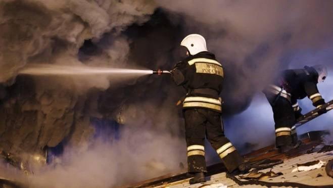 Житель Мордовии не смог выбраться из дома  во время пожара