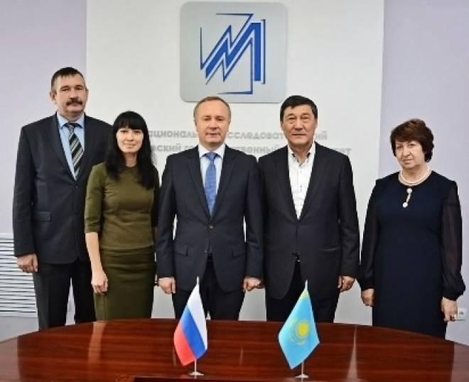 Мордовский университет будет дружить с вузом Казахстана