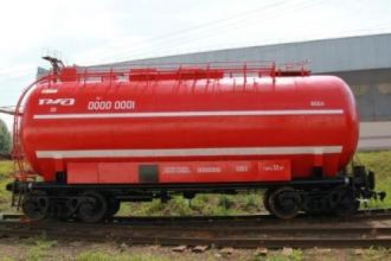 Инновационный пожарный поезд от вагоностроителей Мордовии заступил на боевую вахту